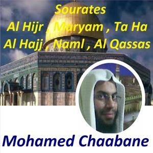 Sourates Al Hijr, Maryam, Ta Ha, Al Hajj, Naml, Al Qassas (Quran)