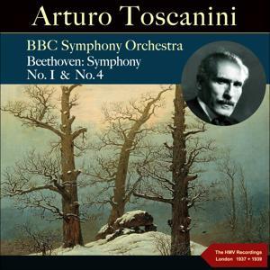 Beethoven: Symphonies No. 1 & 4 (The HMV Recordings London 1937 + 1939)