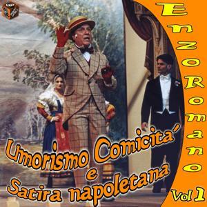 Umorismo comicità e satira napoletana, Vol. 1