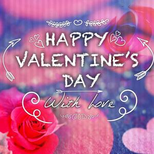 Happy Valentine's Day - With Love