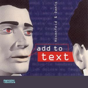 Add to Text - Crime - Good Life - Melancholy - Science - Weirdness - Ambiences