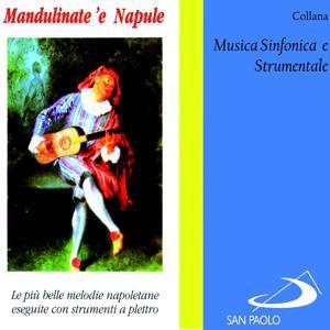 Collana musica sinfonica e strumentale: Mandulinate 'e Napule (Le più belle melodie napoletane eseguite con strumenti a plettro)