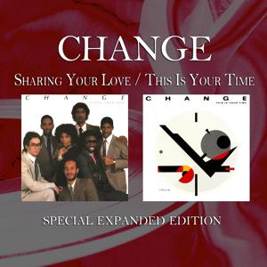 Sharing Your Love / This Is Your Time (Special Expanded Edition)