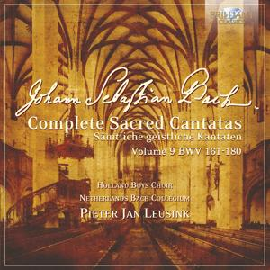 J.S. Bach: Complete Sacred Cantatas Vol. 09, BWV 161-180