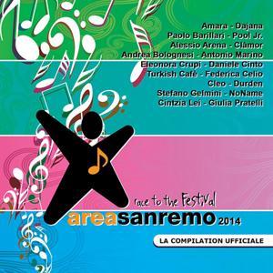 Area Sanremo 2014: Race to the Festival (La compilation ufficiale)