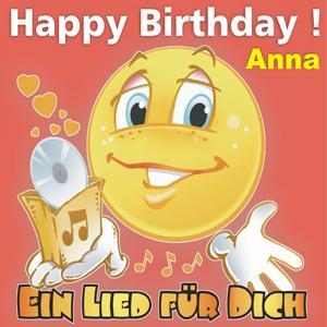 Happy Birthday! Zum Geburtstag: Anna