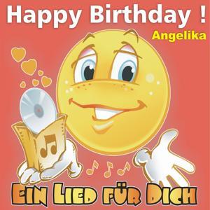 Happy Birthday! Zum Geburtstag: Angelika