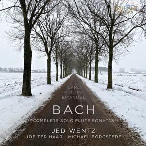 C.P.E. Bach: Complete Solo Flute Sonatas