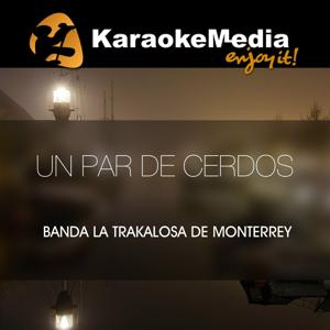 Un Par De Cerdos(Karaoke Version) [In The Style Of Banda La Trakalosa De Monterrey]