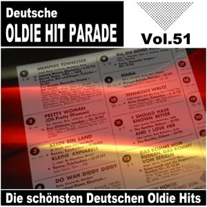 Deutsche Oldie Hit Parade - Die schönsten Deutschen Oldie Hits, Vol. 51