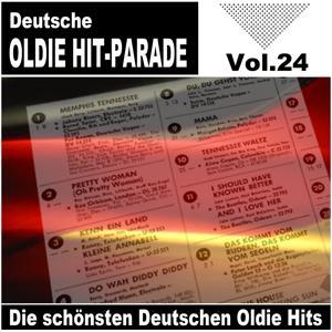 Deutsche Oldie Hit Parade - Die schönsten Deutschen Oldie Hits, Vol. 24