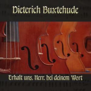 Dietrich Buxtehude: Chorale prelude for organ in G minor, BuxWV 185, Erhalt uns, Herr, bei deinem Wort