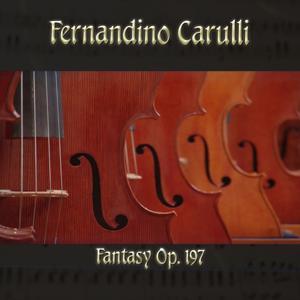 Fernandino Carulli: Fantasy, Op. 197