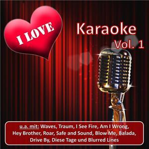 I Love Karaoke, Vol. 1