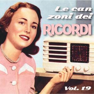Le canzoni dei ricordi, Vol. 19 (Canzoni e cantanti anni 1940 e 1950)
