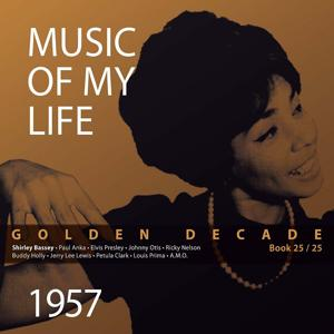 Golden Decade - Music of My Life (Vol. 25)