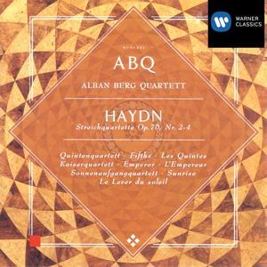 Haydn - String Quartets, Op 76 Nos 2-4