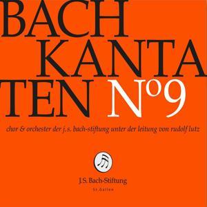 Bachkantaten N°9 (BWV 110, 169, 99)