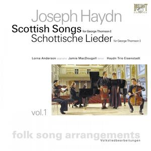 Haydn: Scottish Songs, Vol. 1