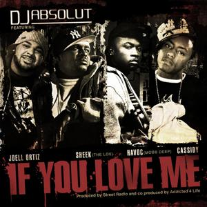 If You Love Me (feat. Havoc(Mobb Deep) , Sheek(Lox), Joell Ortiz and Cassidy)