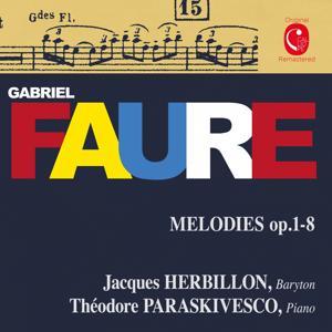 Fauré: Mélodies, Op. 1, 2, 4 & 8