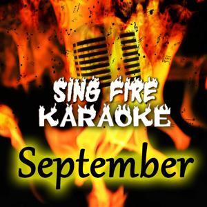 September (Karaoke Version) (Originally Performed By Earth, Wind & Fire)
