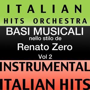 Basi musicale nello stilo dei renato zero (instrumental karaoke tracks), Vol. 2