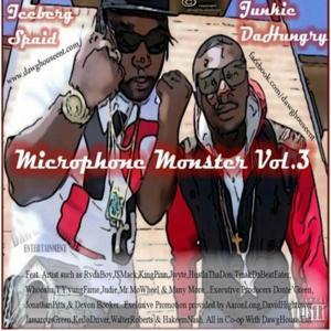 Microphone Monster, Vol. 3