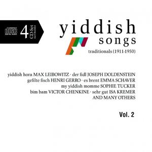 Yiddish Songs - Traditionals (1911 – 1950) Vol. 2