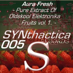 Pure Extract of Oldskool Elektronika Fruits Vol. 1