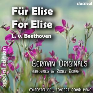 For Elise , Für Elise (feat. Roger Roman)