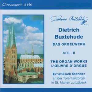 Dietrich Buxtehude: Das Orgelwerk, Vol. 2, Totentanzorgel, St. Marien zu Lübeck