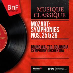 Mozart: Symphonies Nos. 25 & 28 (Mono Version)