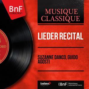Lieder Recital (Mono Version)
