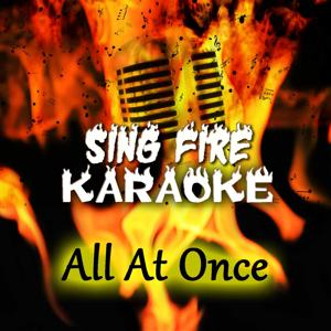 All at Once (Karaoke Version) (Originally Performed By Whitney Houston)