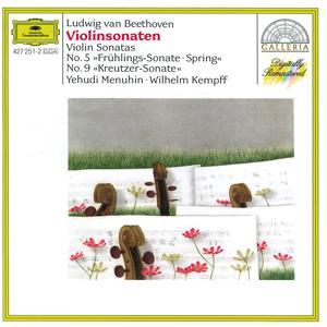 Beethoven: Violin Sonatas Nos.5