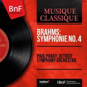 Brahms: Symphonie No. 4 (Mono Version)