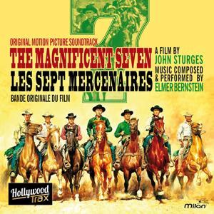 Les sept mercenaires (Bande originale du film de John Sturges)