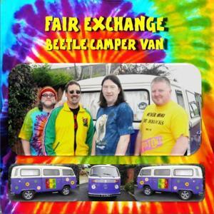 Beetle Camper Van