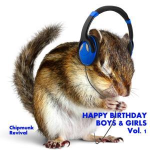 Happy Birthday Boys & Girls, Vol. 1