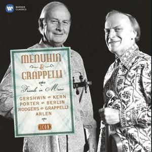 Icon: Menuhin and Grappelli