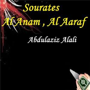 Sourates Al Anam , Al Aaraf (Quran)