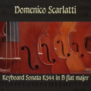 Domenico Scarlatti: Keyboard Sonata K544 in B flat major