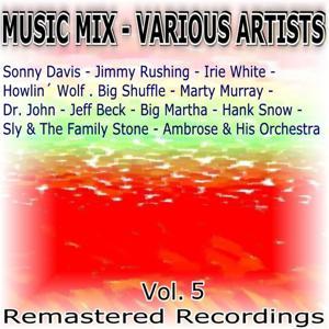 Music Mix, Vol. 5