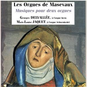 Les orgues de Masevaux - Musiques pour deux orgues