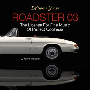 Roadster 03 - The License for Fine Music of Perfect Coolness Edition Gina