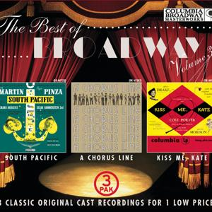 The Best of Broadway, Vol. 3 (3-Pak Slipcover)