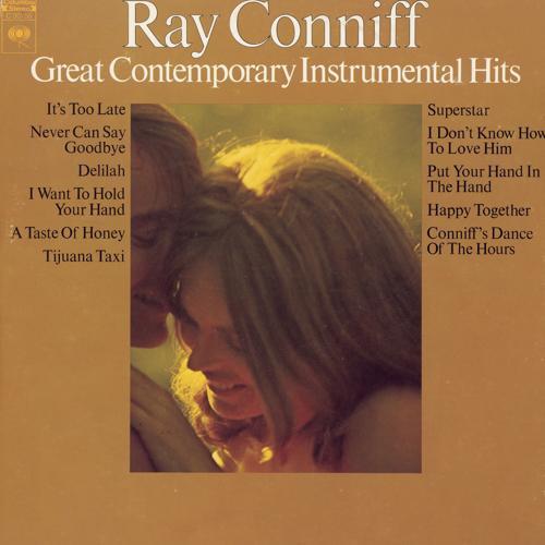 рэй коннифф great contemporary instrumental hits 1971
