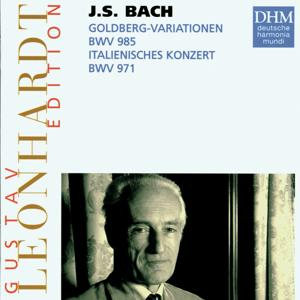 Leonhardt Edition Vol.5 - J.S. Bach: Golberg Variations