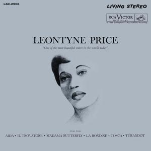 Leontyne Price - Verdi and Puccini Arias